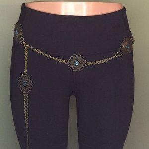 Decorative Chain Link Belt